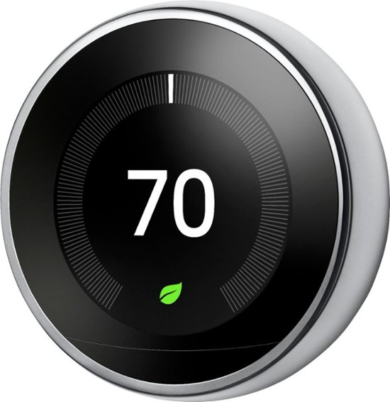 Nest AC thermostat is a wifi enabled thermostat a fine example of what an iot is.